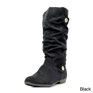 Stanzino Women's Slouchy Mid-calf Boots