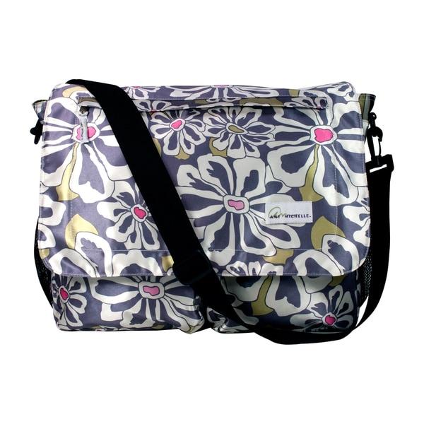 Amy Michelle Seattle Laptop Messenger Bag