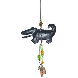 Al E. Gator Wind Chime (India)