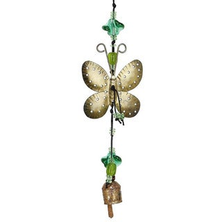 Beautiful Butterfly Wind Chime (India)