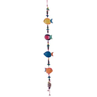 Gone Fishing Wind Chime (India)