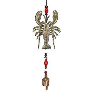 Rock Lobster Wind Chime (India)