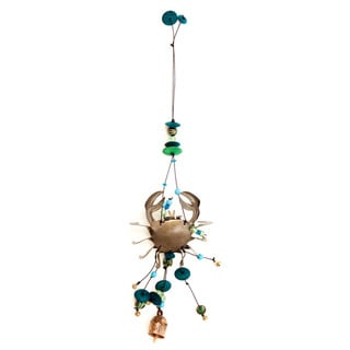 Maine Crab 3-D Wind Chime (India)
