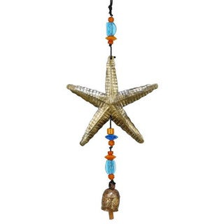 Sea-ing a Star Wind Chime (India)