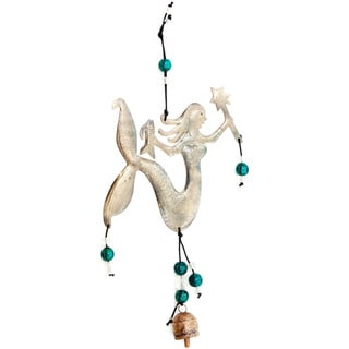 Tail of a Mermaid Wind Chime (India)