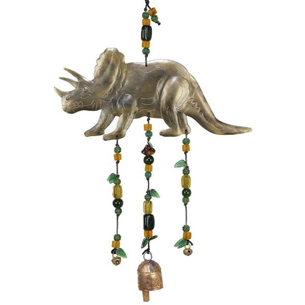 Triceratops Wind Chime (India)