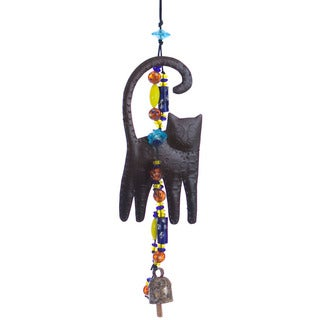 Prideful Kitty Wind Chime (India)