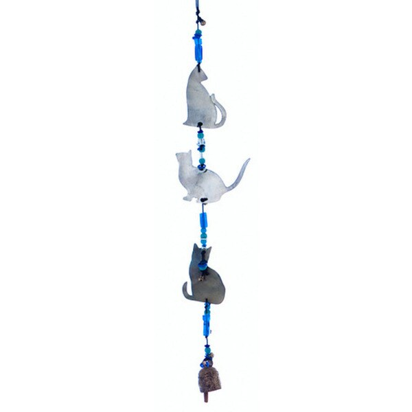 Shadow Cats Wind Chime (India)