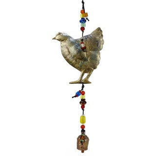 Just Us Chickens Wind Chime (India)