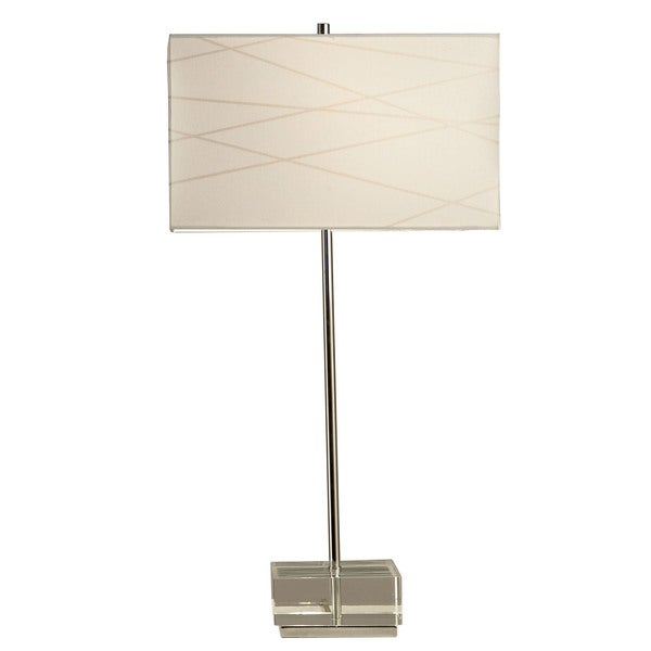 Criss Cross Table Lamp