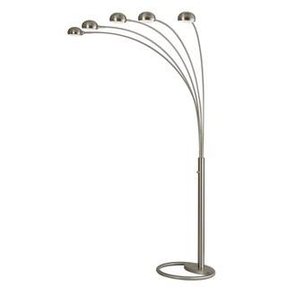 'Mushroom' 5-light Arc Floor Lamp