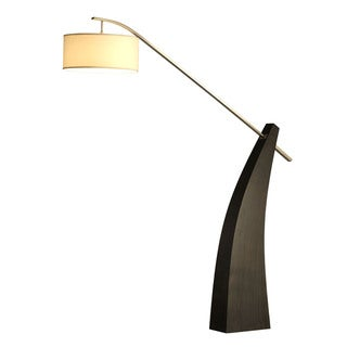 'Tusk' 1-light Arc Floor Lamp