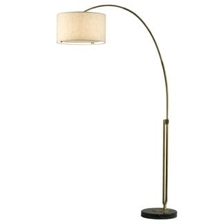 &#39;Viborg&#39; Arc Floor Lamp
