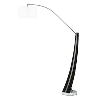 Planar 1-light Arc Floor Lamp