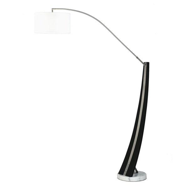 Planar 1-light Arc Floor Lamp