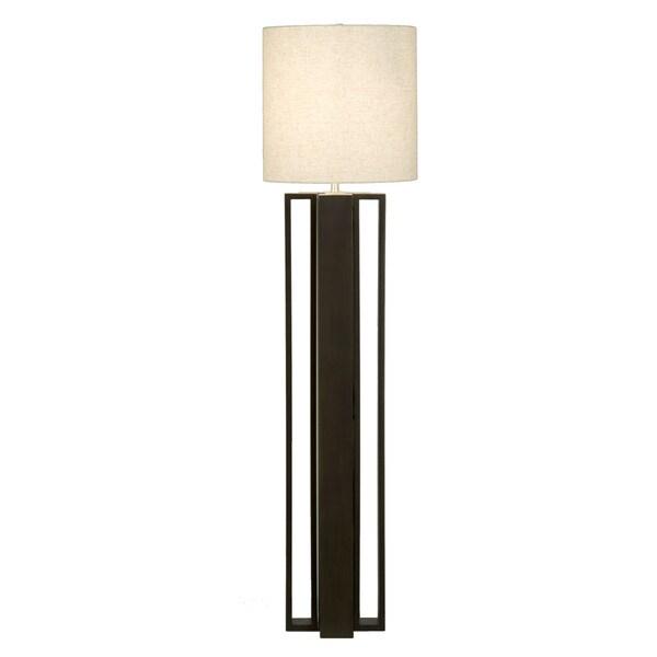 'Hagen' Contemporary Floor Lamp