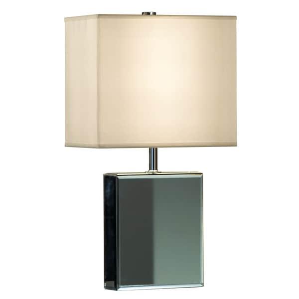 'Hepburn' Black Contemporary Table Lamp
