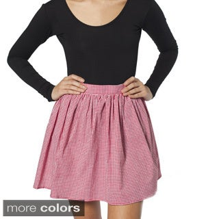 American Apparel Women's Full Woven Skirt