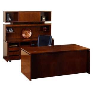 Mayline Stella Series Desk Workstation Typical #7 (72 x 30)