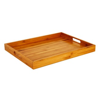 Monte Carlo Bamboo Serving Tray
