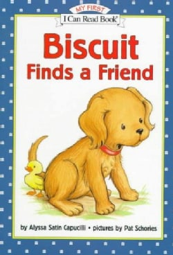 Biscuit Finds a Friend (Hardcover)