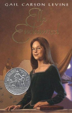 Ella Enchanted (Hardcover)