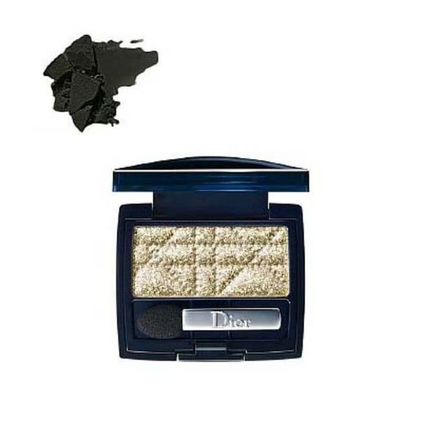 Dior 1 Colour Ultra Smooth High Impact Flash Black Eyeshadow
