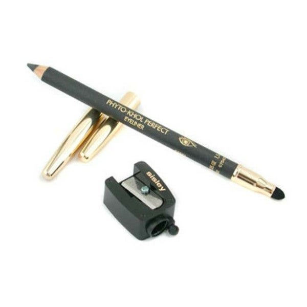 Sisley Phyto Khol Black Perfect Eyeliner with Blender and Sharpener