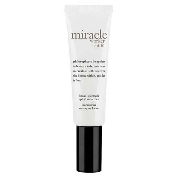 Philosophy Miracle Worker SPF 50 Miraculous Anti-aging Lotion