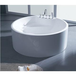Aquatica PureScape 325 Freestanding Acrylic Bathtub