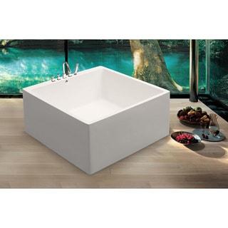 Aquatica PureScape 324 Freestanding Acrylic Bathtub