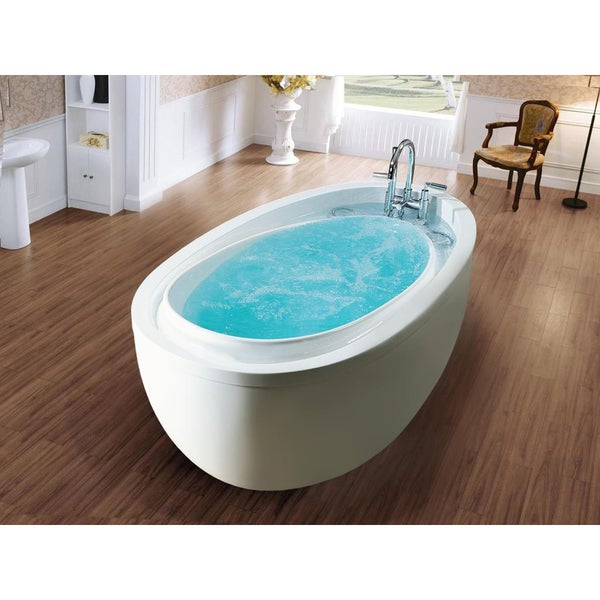 Aquatica PureScape 316 Freestanding Acrylic Bathtub