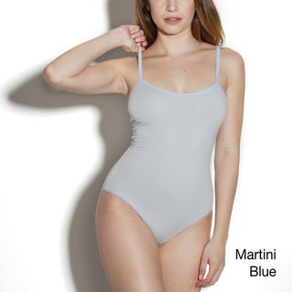 American Apparel Women's Basic Jersey Bodysuit