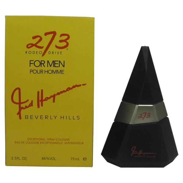 Fred Hayman 273 Men's 2.5-ounce Cologne Spray