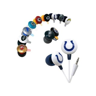 iHip NFL Officially Licensed Mini Earbuds