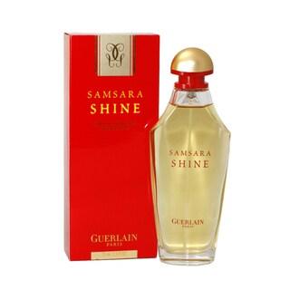 Guerlain Samsara Shine Women's 2.5-ounce Eau de Toilette Spray