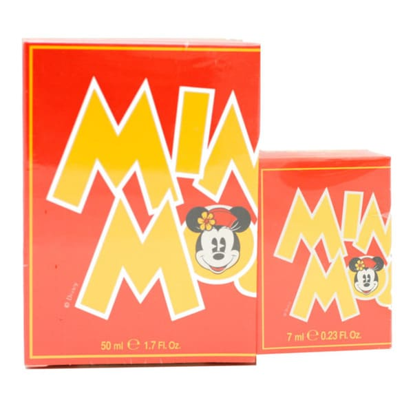 Disney Minnie Mouse Women's 2-piece Eau de Toilette Gift Set