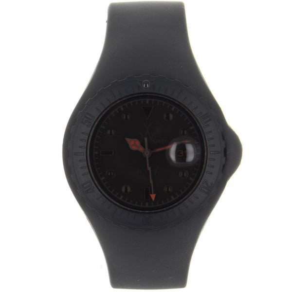 Toy Watch Jelly Men's Collection Black Watch