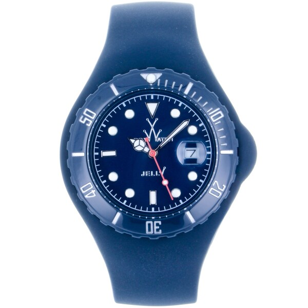 Toywatch Silicone Jelly Unisex Collection Watch