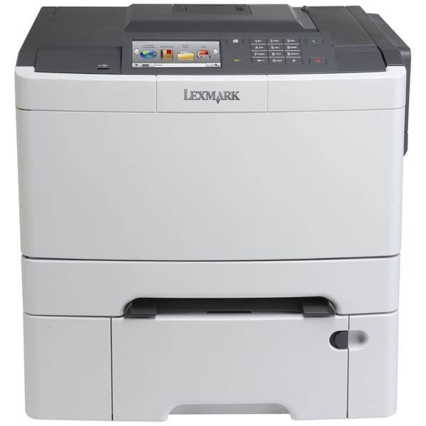 Lexmark CS510DTE Laser Printer - Color - 2400 x 600 dpi Print - Plain