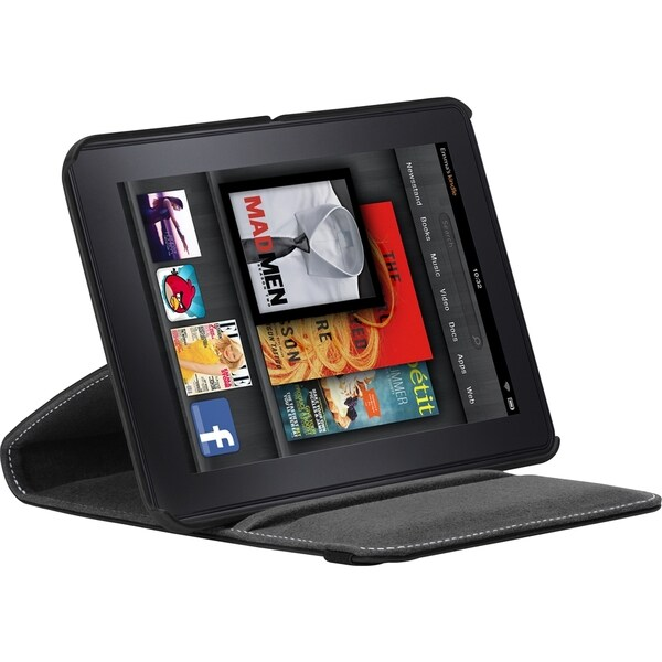 "Targus Versavu THZ18002US Carrying Case for 7"" Tablet PC - Black"