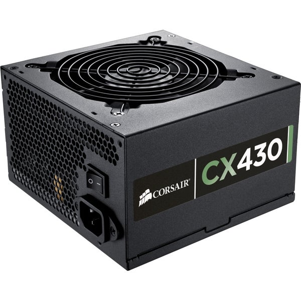 Corsair CX430 - 80 PLUS Bronze Certified Power Supply