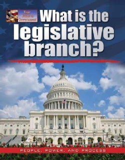 What Is the Legislative Branch? (Paperback)