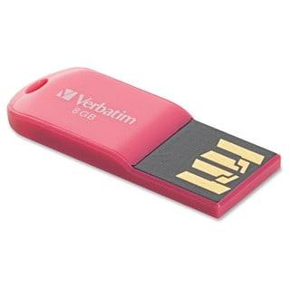 Verbatim 8GB Store 'n' Go Micro USB 2.0 Flash Drive