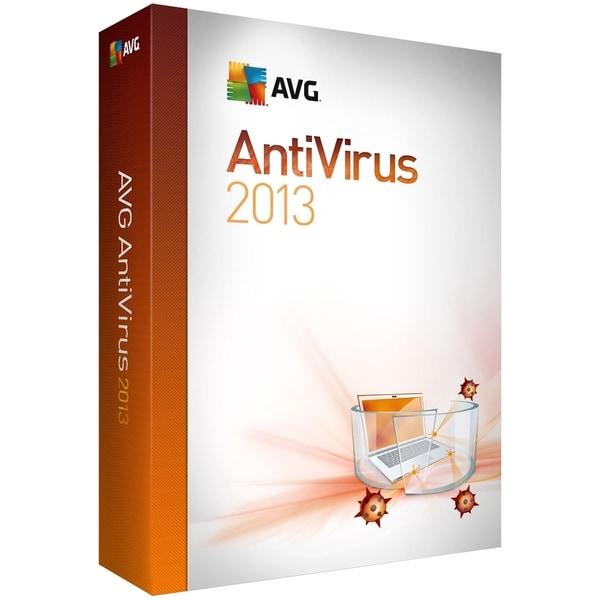 AVG AntiVirus 2013 - Complete Product - 3 User