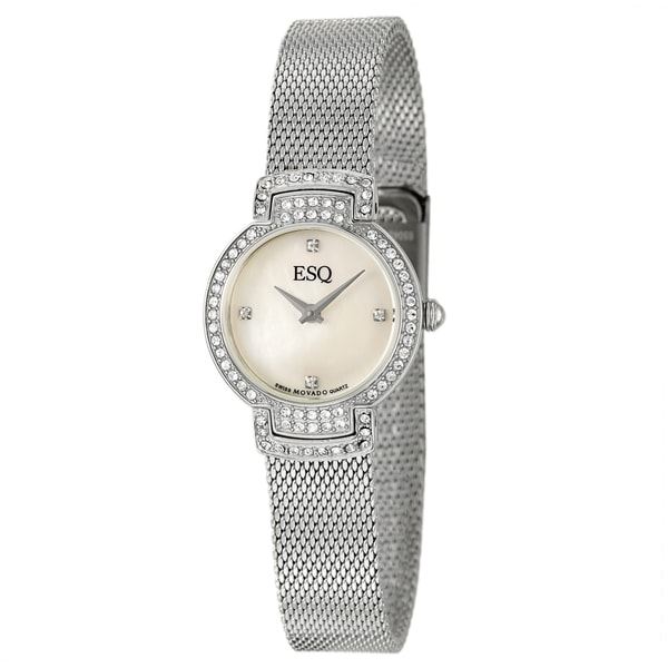ESQ by Movado Women's Stainless Steel 'Neve' Watch