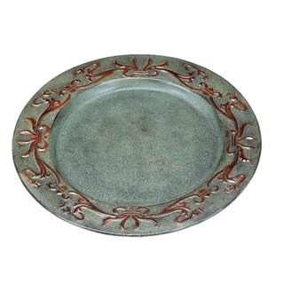 Art Nouveau 13-inch Charger Plates (Set of 6)