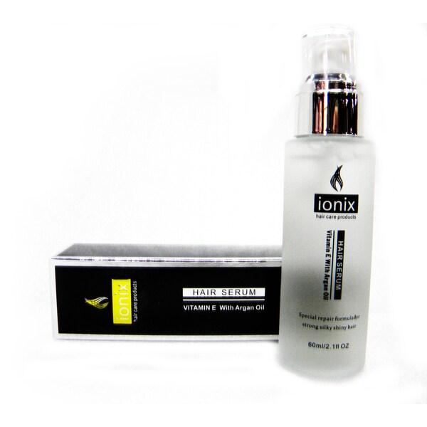 Ionix Diamond Drops Vitamin E Hair Serum with Argan Oil