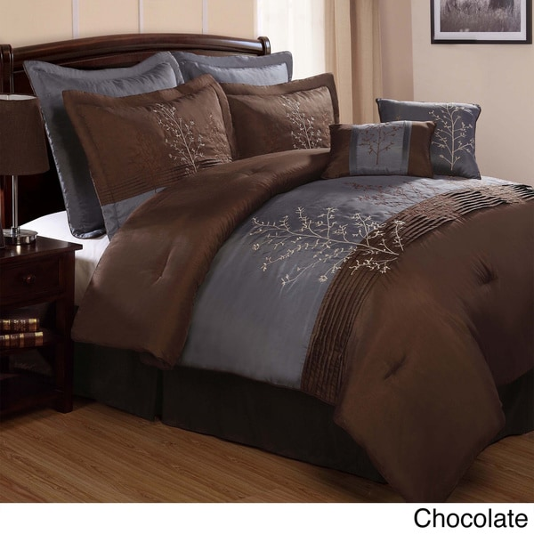 VCNY Harmony 8-piece Comforter Set