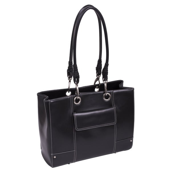 McKlein USA 'Serena' Faux Leather Women's Business Tote